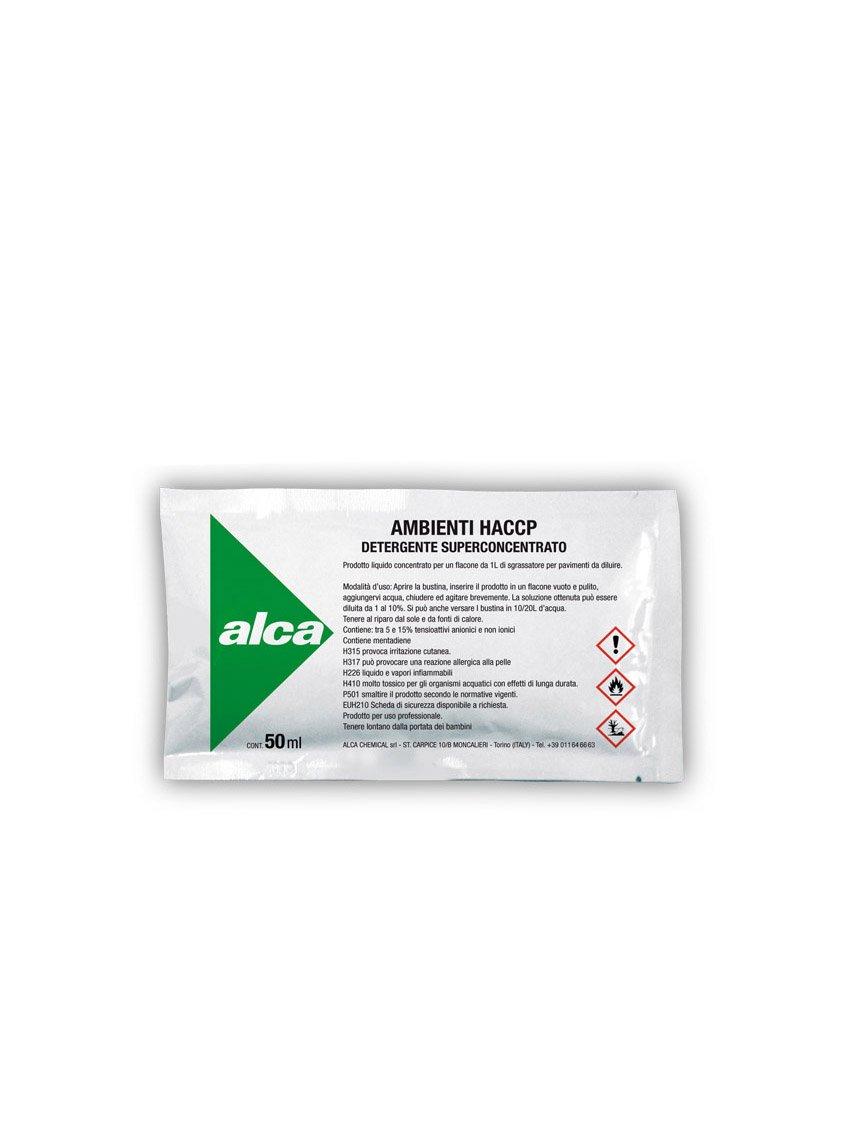 Monodose Ambienti HACCP