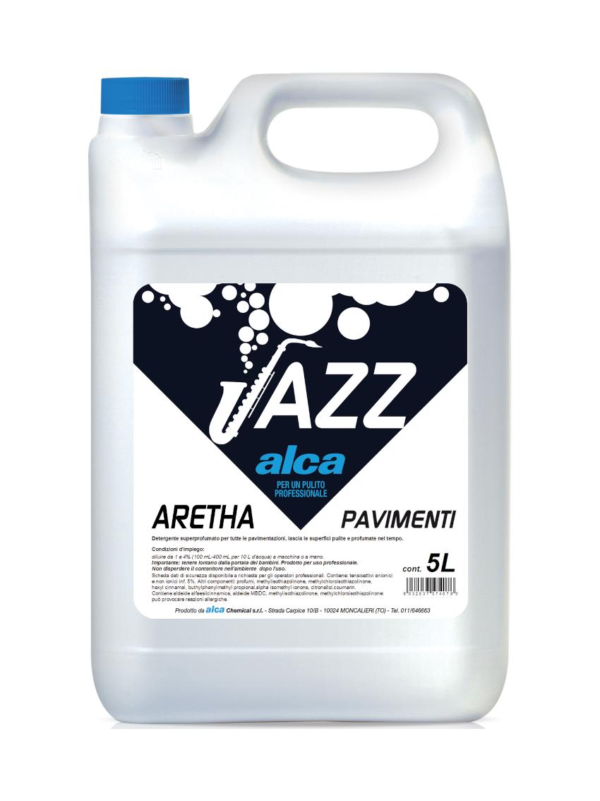 Jazz Aretha