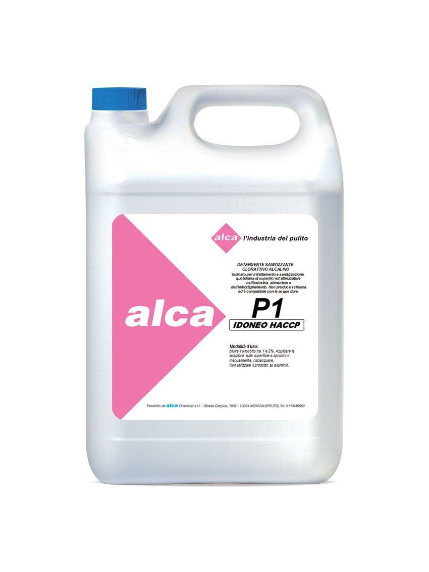P1 SANI Disinfettante cloroattivo ad azione Virucida
