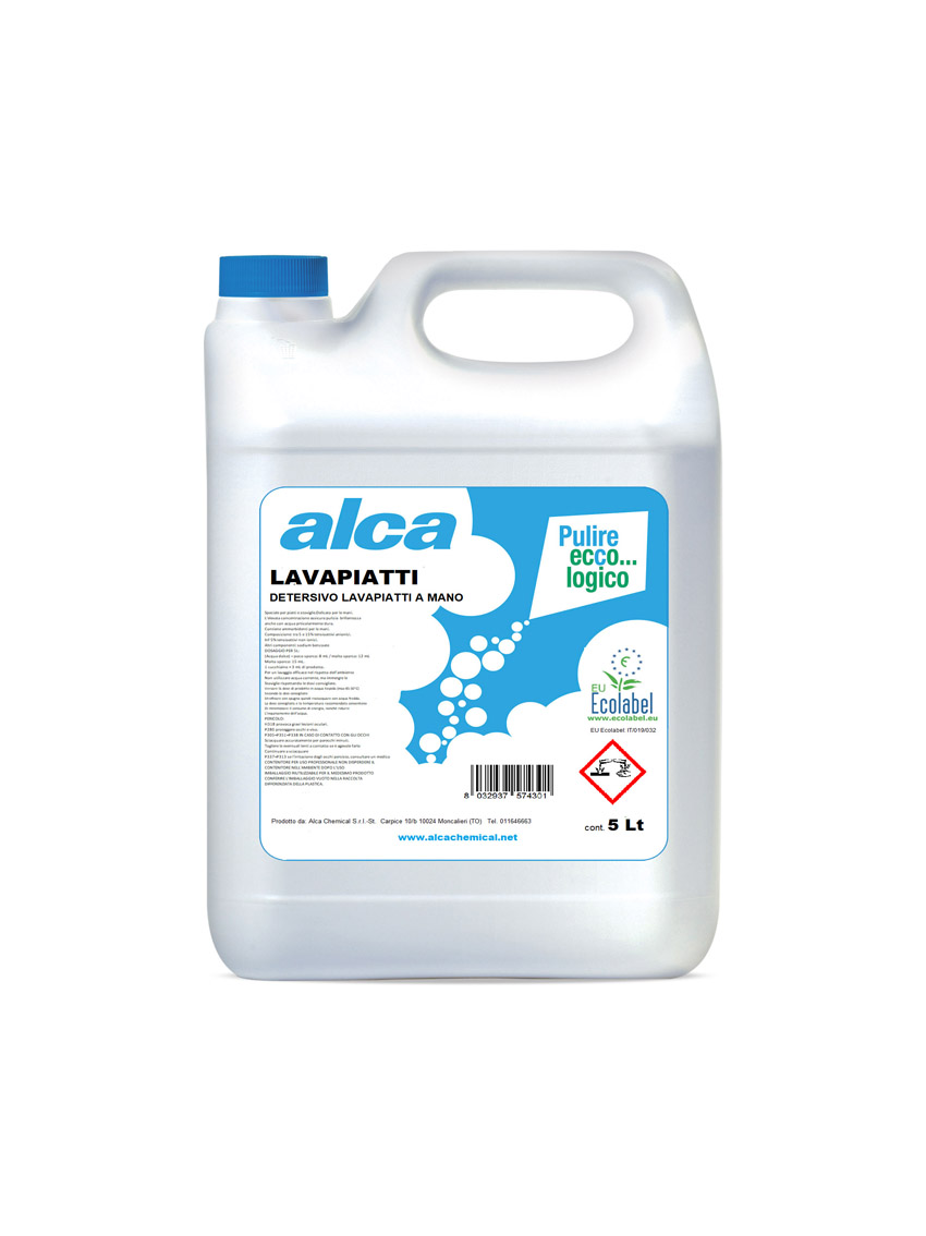 IT/019/032 Lavapiatti Ecolabel