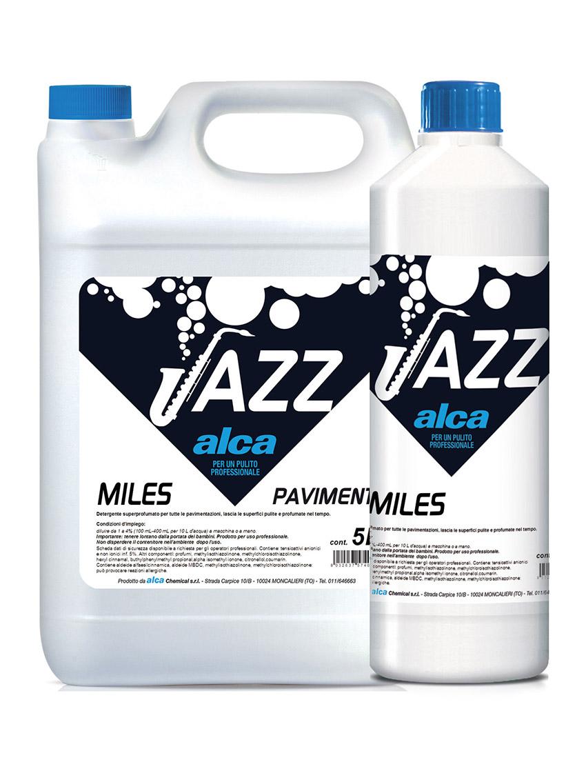 Jazz Miles
