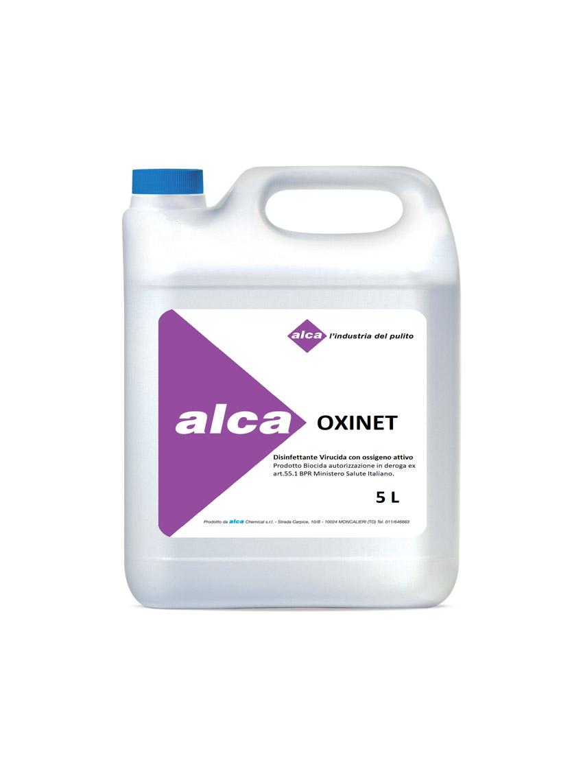 OXINET Prodotto Biocida autoriz.in deroga ex art. 55.1 BPR