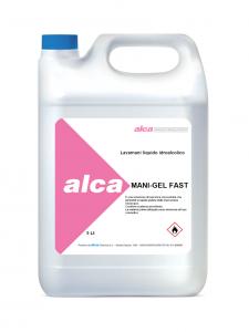 MANI-GEL FAST Lavamani liquido idroalcolico